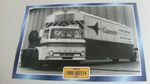 Ford DA2214 1970 Concorde Aircraft Truck framed picture